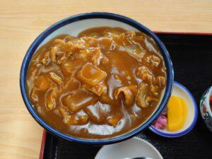 朝日屋 カレー丼
